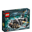 LEGO Agents Tremor Track Infiltration