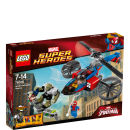 LEGO Super Heroes: Spider-Helicopter Rescue (76016)