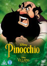 Pinocchio - Disney Villains Limited Artwork Edition