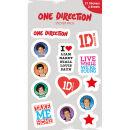 One Direction Forward (Vinyl) - Vinyl Sticker Pack