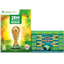 EA Sports 2014 FIFA World Cup Brazil (Includes Free World Cup Wallchart 2014)