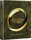 Lord of the Rings: Fellowship of the Ring - Extended Edition Steelbook (Incluye una copia ultravioleta)