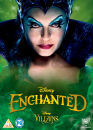 Enchanted - Disney Villains Limited Artwork Edition