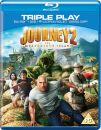 Journey 2: The Mysterious Island Triple Play