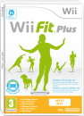 Wii Fit Plus (Solus) PAL UK