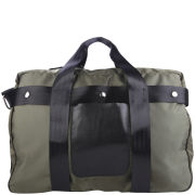 Bill Amberg Transit Paris Daybag - Olive/Black