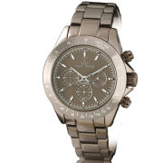 ToyWatch Metallic Watch - Pewter