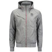 Crosshatch Men's Hollaz Jacket - Grey