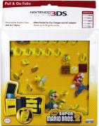 Super Mario Bros Pull & Go Folio