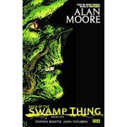 Saga Of The Swamp Thing Paperback Book 01