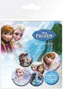 Disney Frozen Mix - Badge Pack