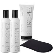St. Tropez Body Self Tanning Kit - Medium/ Dark (4 Products)