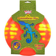 Wicked Chameleon Colour Changing Flying Disc - Orange