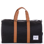 Herschel Novel Duffle - Black/Tan