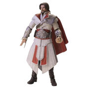 NECA Assassin's Creed Unhooded Ezio Ivory 7 Inch Action Figure