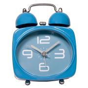 Silent Alarm Clock - Blue