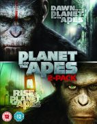 El Origen del Planeta de los Simios / El Amanecer del Planeta de los Simios