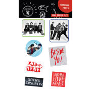 5 Seconds of Summer Band - Sticker Pack