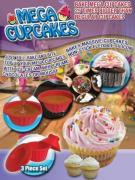 Mega Cupcake - Silicone Baking Mould
