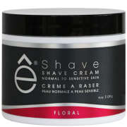 eShave Floral Shave Cream 118ml
