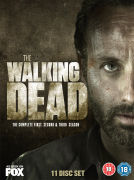 The Walking Dead - Season 1-3