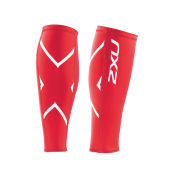 2XU Unisex Comperession Calf Guard - Red