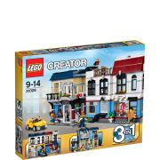 LEGO Creator: Bike Shop and Cafe (31026)