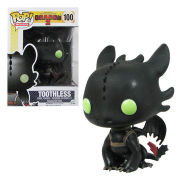 How to Train Your Dragon 2 Toothless Pop! Vinyl Figure