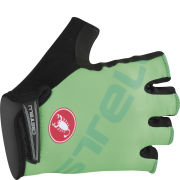 Castelli Tempo V Gloves - Green