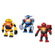 Lite Brix 3 Mini Figures Pack