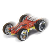 Revell Stunt Car - Two Side - Yellow/Red