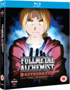 Fullmetal Alchemist Brotherhood One (Episodes 1-13)