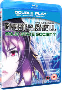 GITS: SAC Solid State Society OVA Double Play
