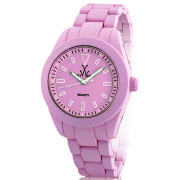 ToyWatch Velvety Watch - Baby Pink