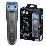 Braun Cruzer 6 Bart & Kopf