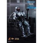Hot Toys Robocop With Mechanical Chair 1:6 Scale Figure