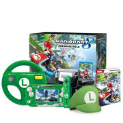 Mario Kart 8 Green Luigi Bundle