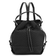 Opening Ceremony Women's Izzy Neoprene Backpack - Black