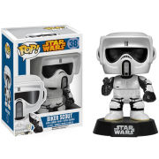 Star Wars Biker Scout Pop! Vinyl Figure