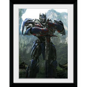 Transformers 4 Optimus Teaser - 30x40 Collector Prints