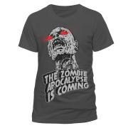 Halloween Men's T-Shirt - Zombie Apocalypse
