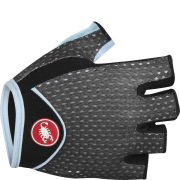 Castelli Women's Tesoro Gloves - Black/Blue