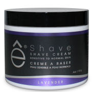eShave Lavender Shave Cream 118ml