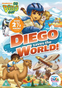 Go Diego Go: Diego Saves the World