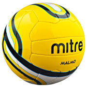 Mitre Malmo Football - Yellow/Navy/White