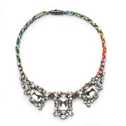 Venessa Arizaga Rave On Necklace - Multi