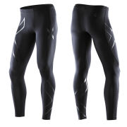 2XU Men's Recovery Compression Tights - Black Logo
