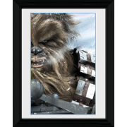 Star Wars Chewbacca - 30 x 40cm Collector Prints