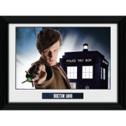 Doctor Who Sonic - 30 x 40cm Collector Prints