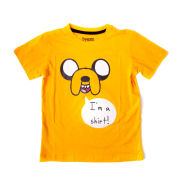 Adventure Time Kids' T-Shirt - I'm A Shirt - Orange